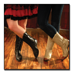 Learn how to dance country western waltz